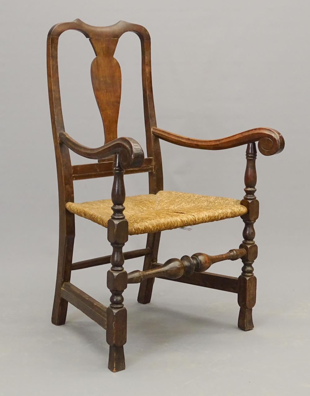 18th c. New Hampshire Armchair