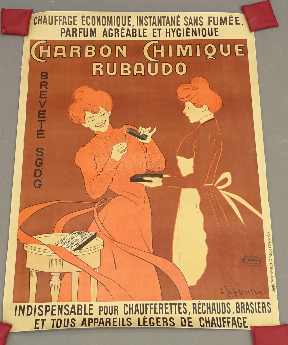 Early French Poster