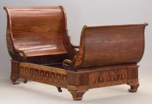 19th c. French Daybed
