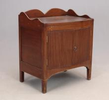 19th c. Mahogany Server