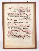 Early Sheet Music