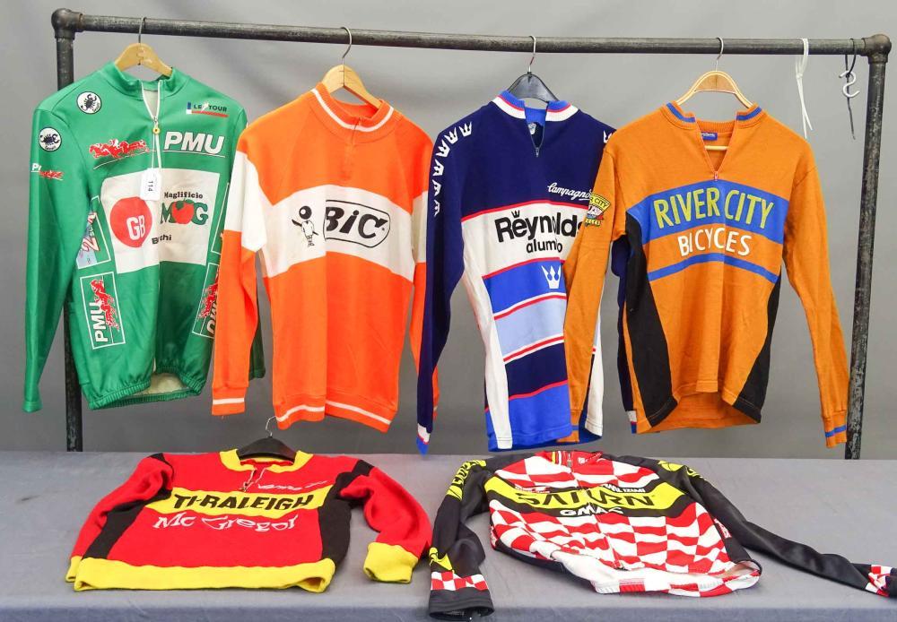 Bicycle Racing Jerseys