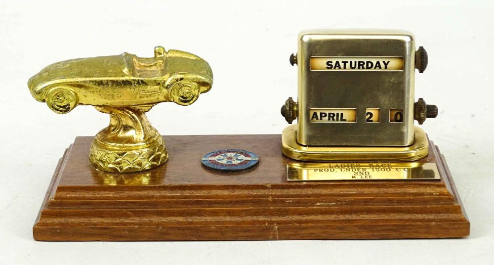 Pomona Road Race 1958 Award