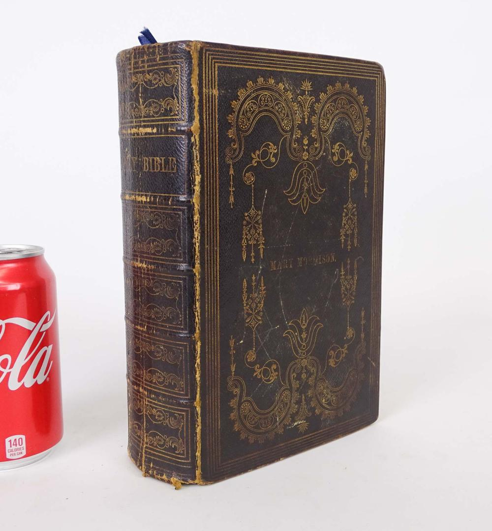 1849 Holy Bible