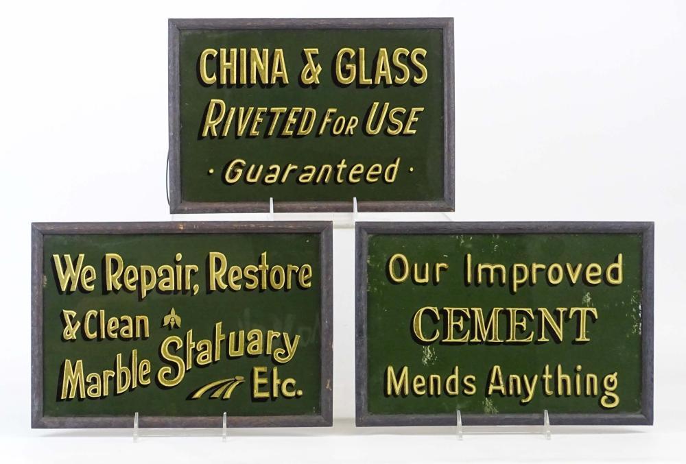 Trade Signs
