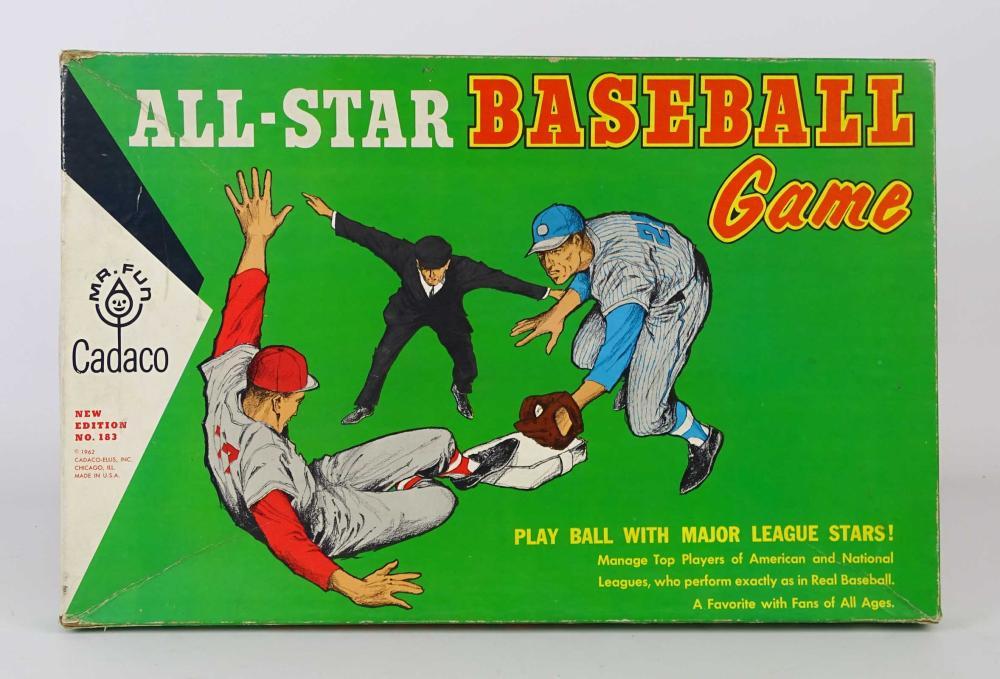 1962 All-Star Baseball Game
