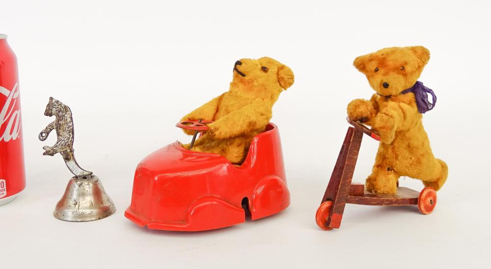 Bear Toys Lot