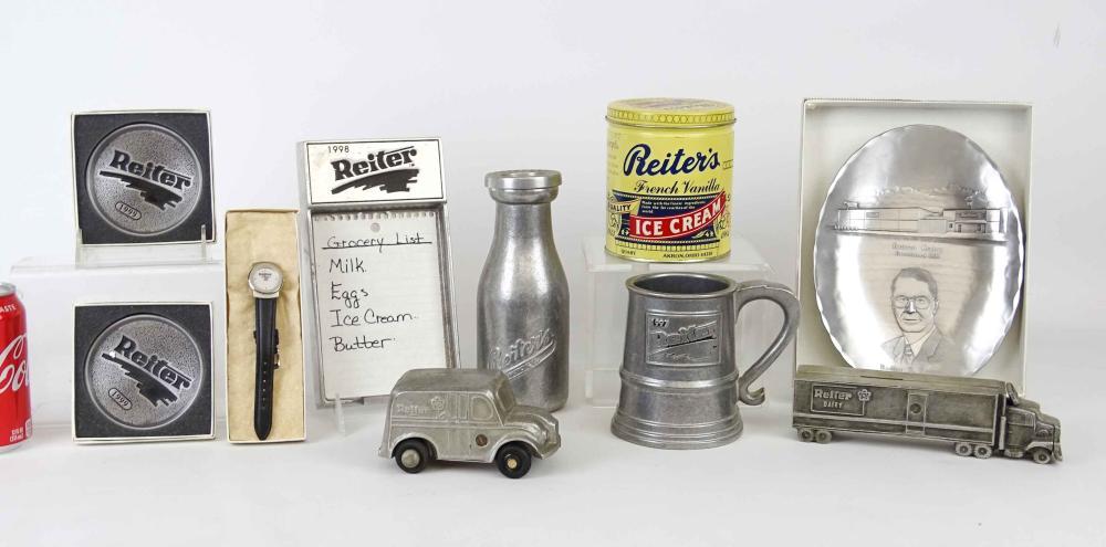 Reiter's Dairy Lot