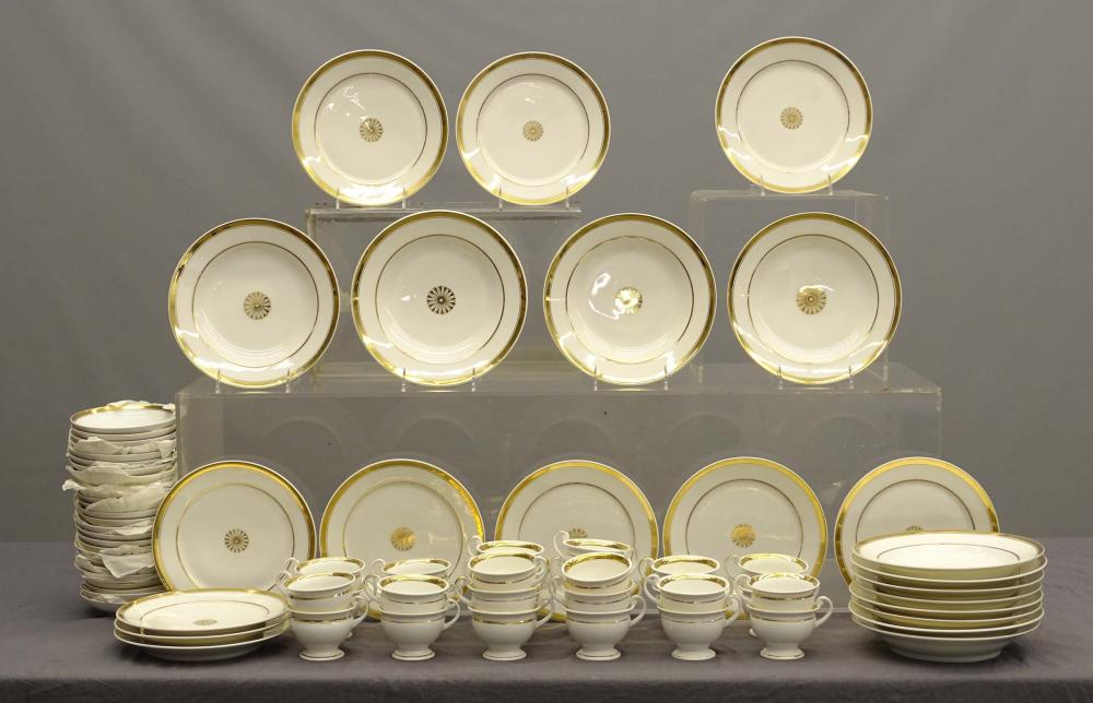 19th c. French Dinnerware Service