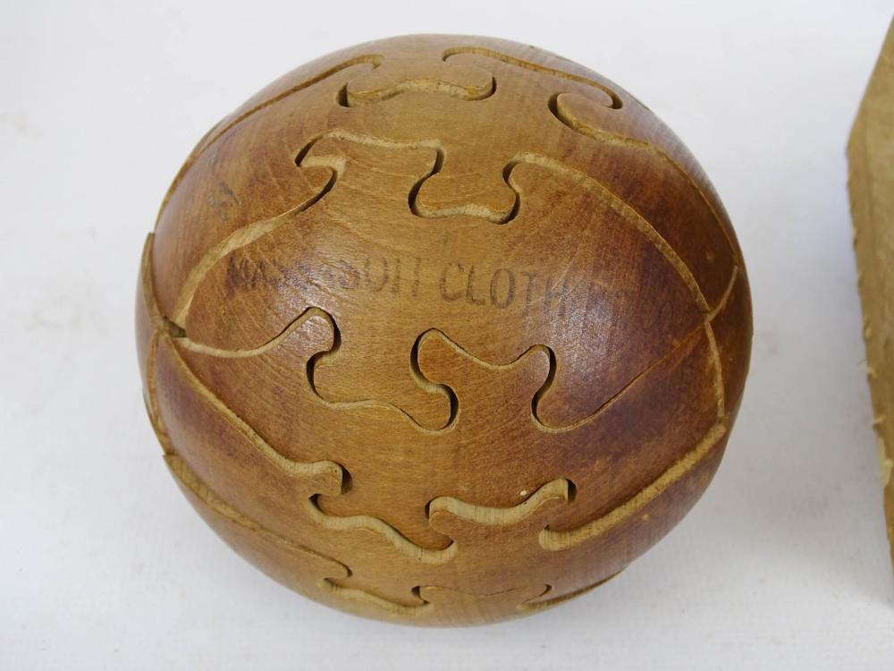 Puzzle Ball In Original Box