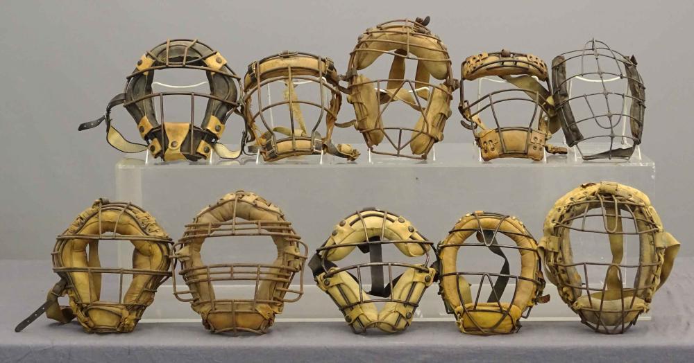 Catchers Mask Lot