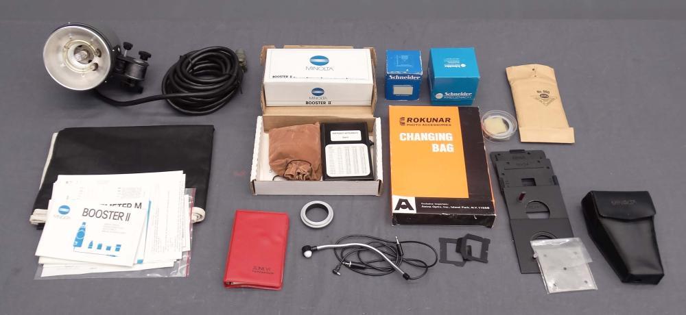 Photography Equipment Lot