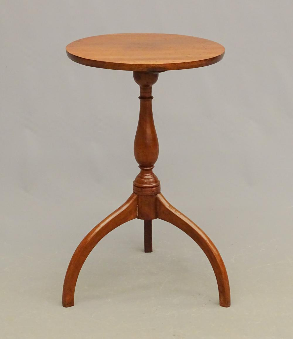 19th c. American Candlestand