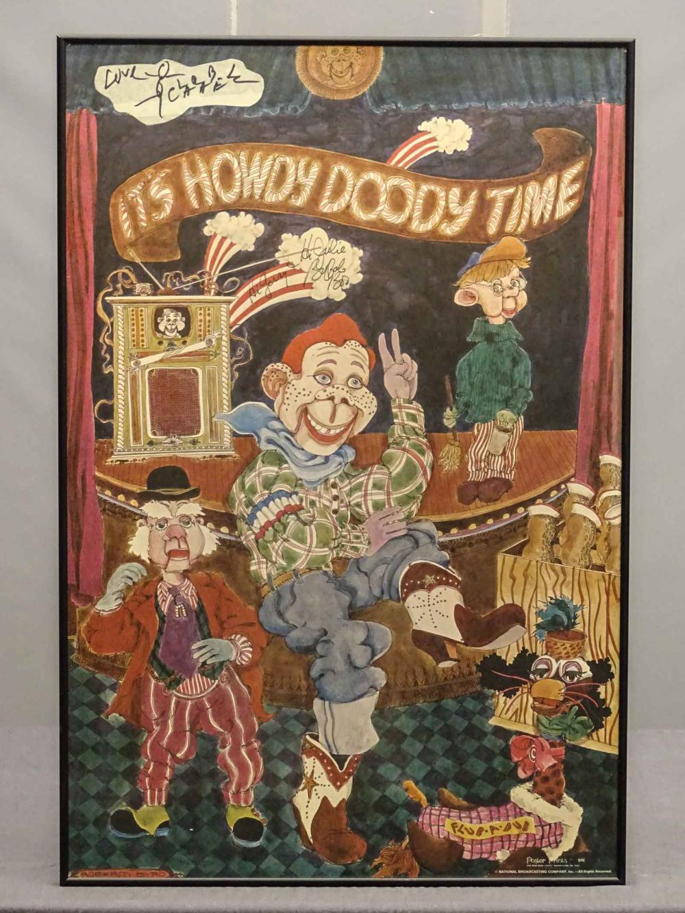 Howdy Doody Poster
