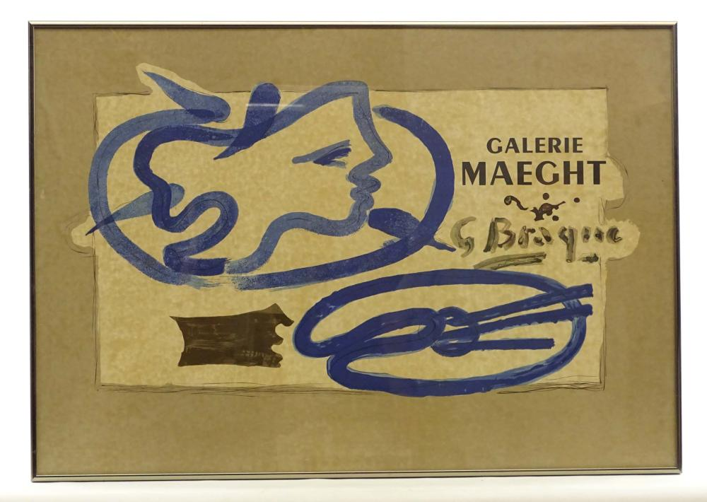 Georges Braque (France 1882-1963)