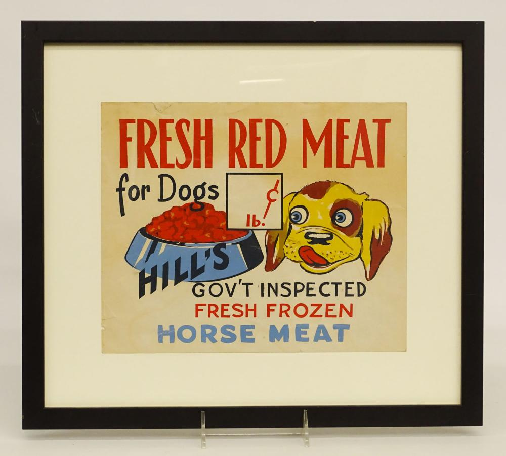 Dog Food Artwork