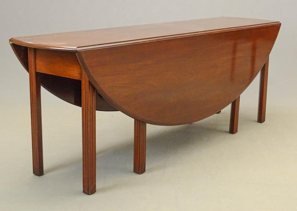 Mahogany Irish Wake Table