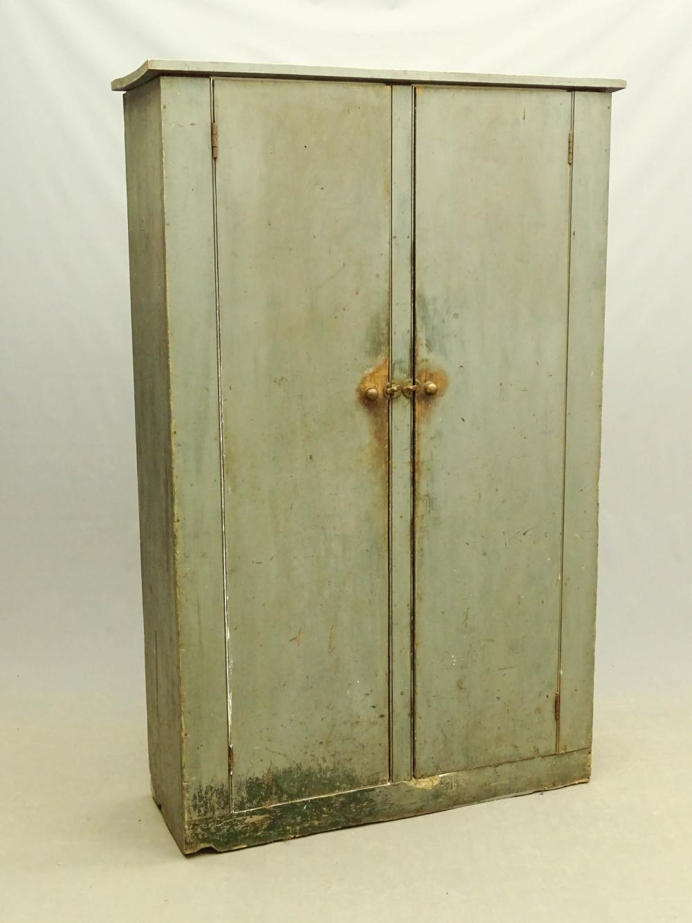 19th c. Wall Cupboard