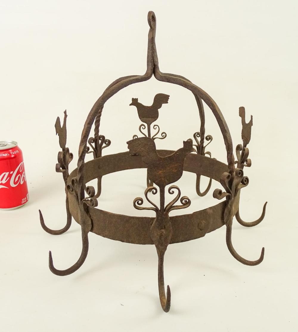 Iron Hanging Crown