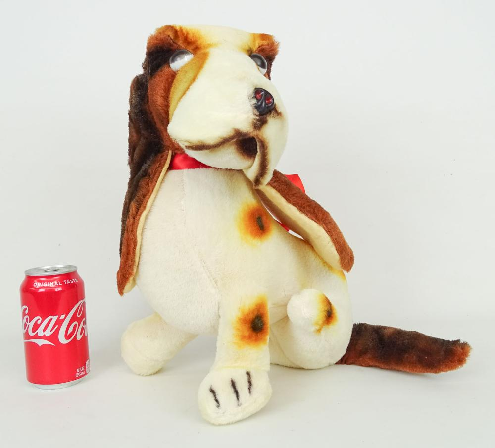 Vintage Lamar Stuffed Animal