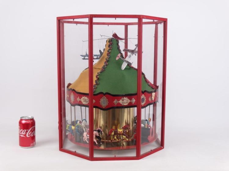 Carousel Store Display