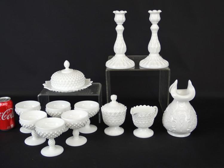 Fenton Glass Lot