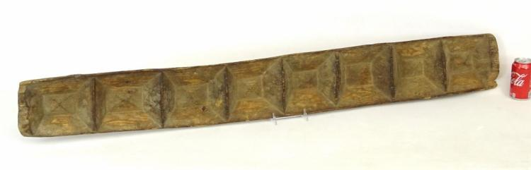 Primitive Wooden Tray