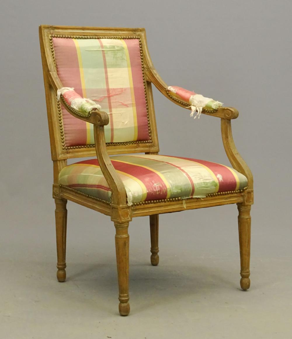 Early French Armchair
