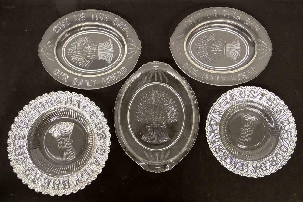 Early Plates