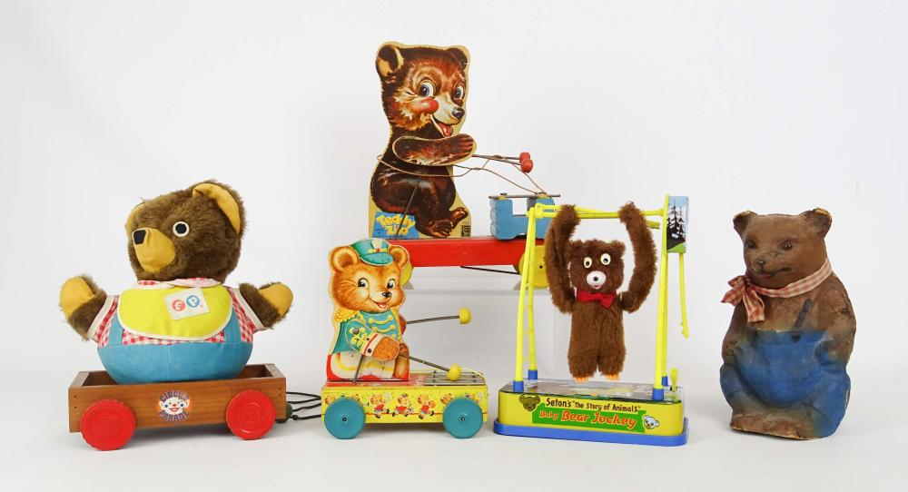 Bear Related Toys