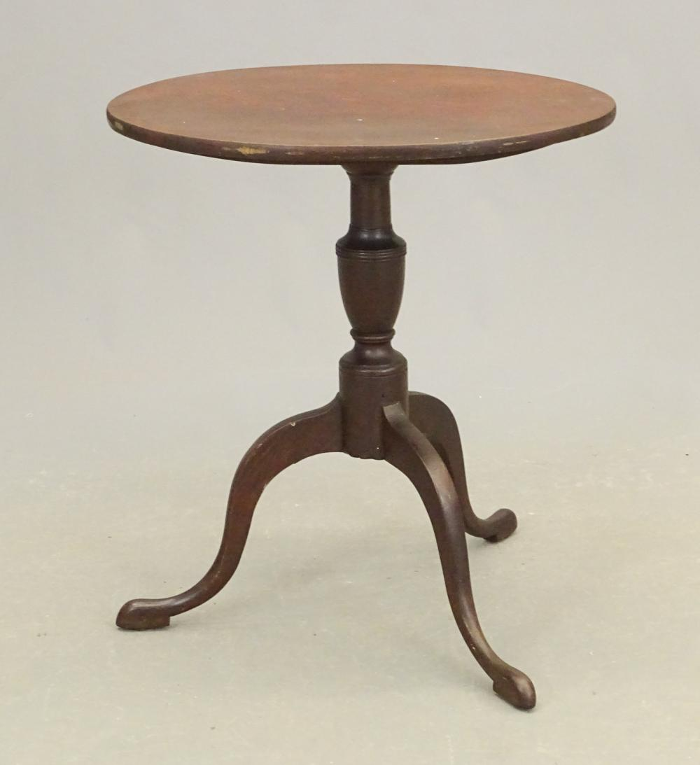 18th c. Candlestand
