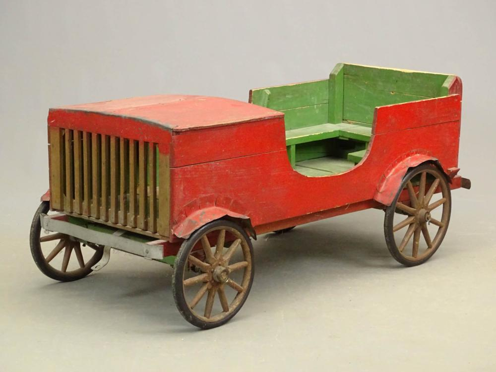 Early Child's Car