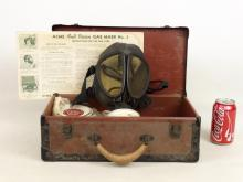Acme Full Vision Gas Mask