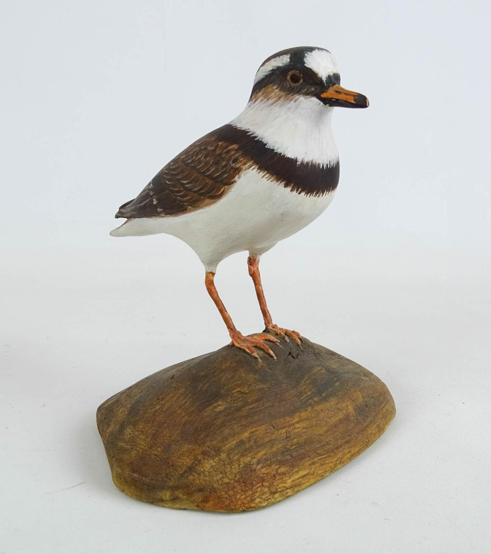 Plover Carving