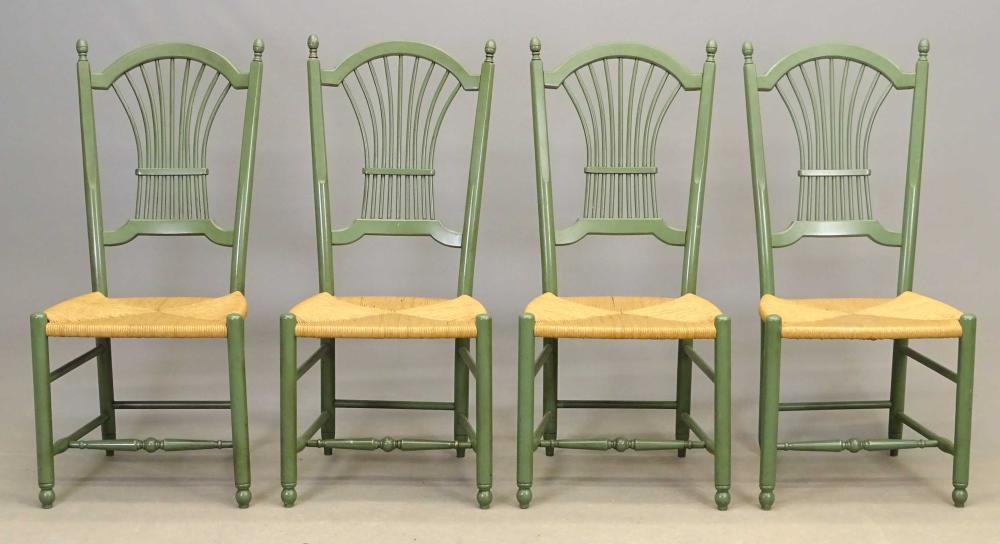 Set Of (4) Chairs