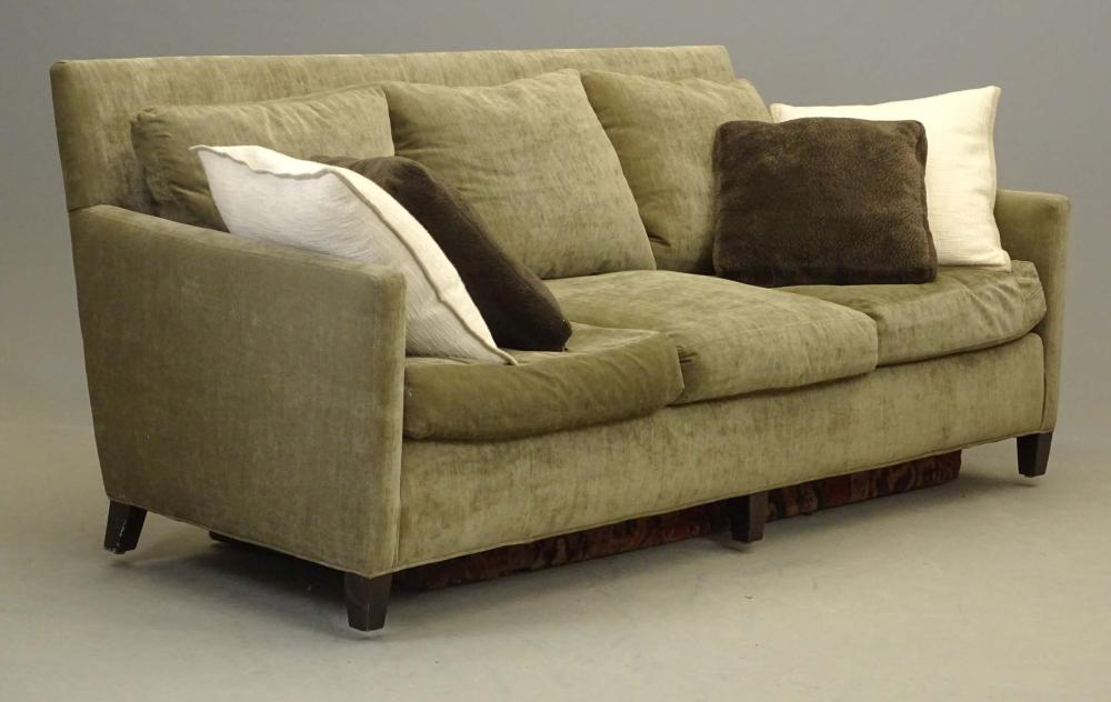 Decorative Upholstered Sofa