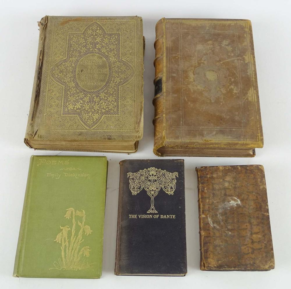Early Poem Books