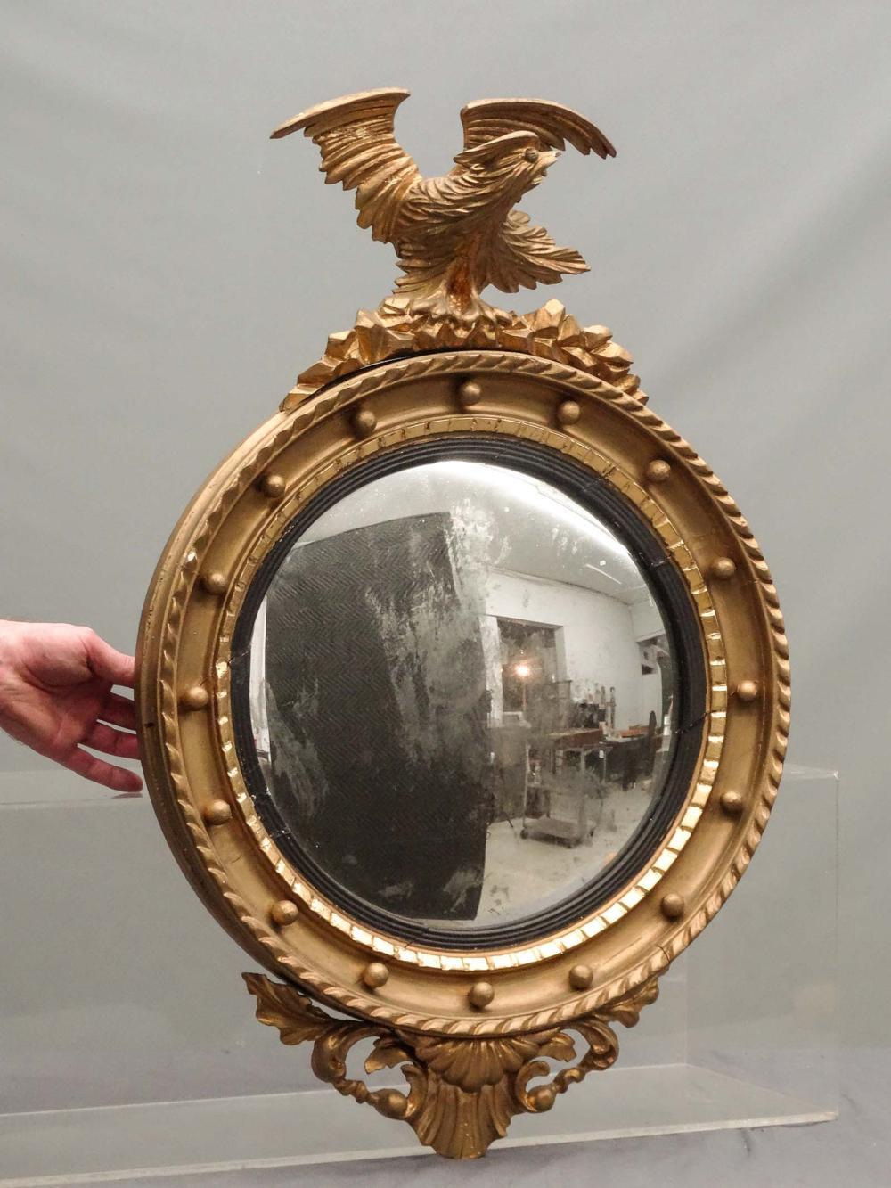 Early Bullseye Mirror