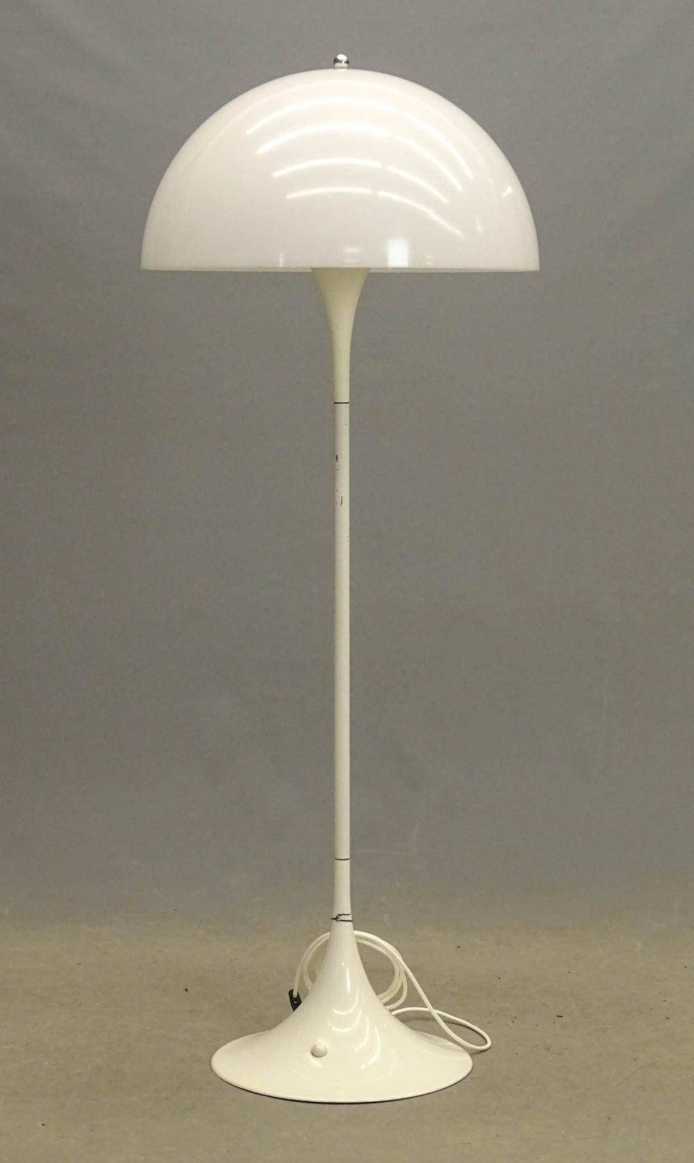 Verner Panton For Louis Poulsen Lamp