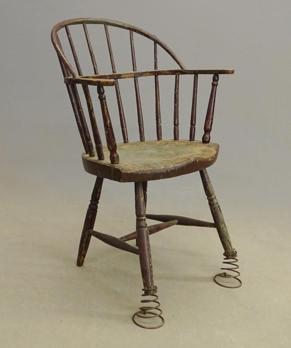 19th c. Windsor Armchair