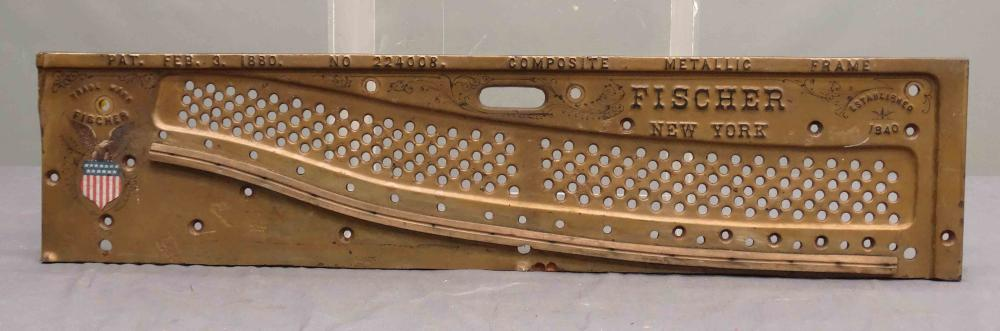 Cast Iron Piano Element