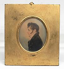 John Turmeau (1777-1846), Portrait