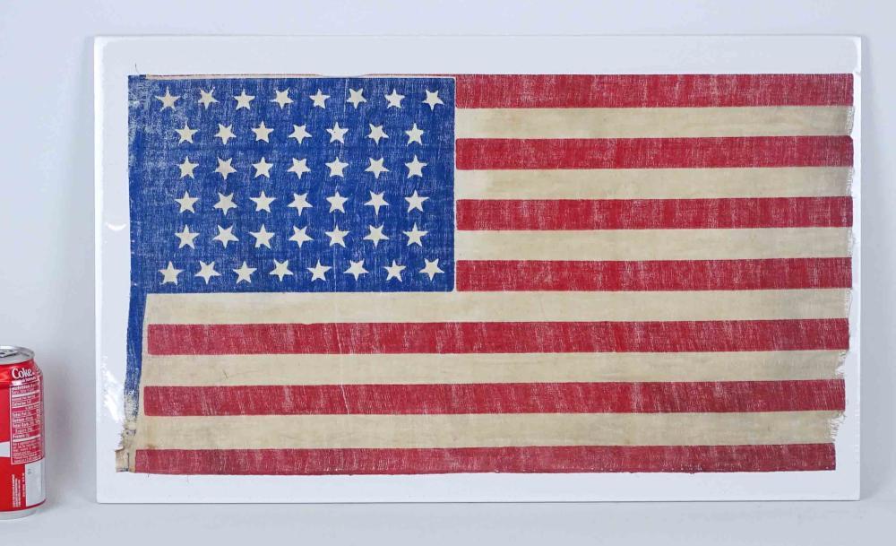 Early 44 Star American Flag