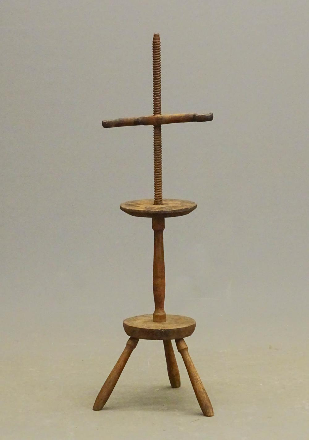 Early Candlestand