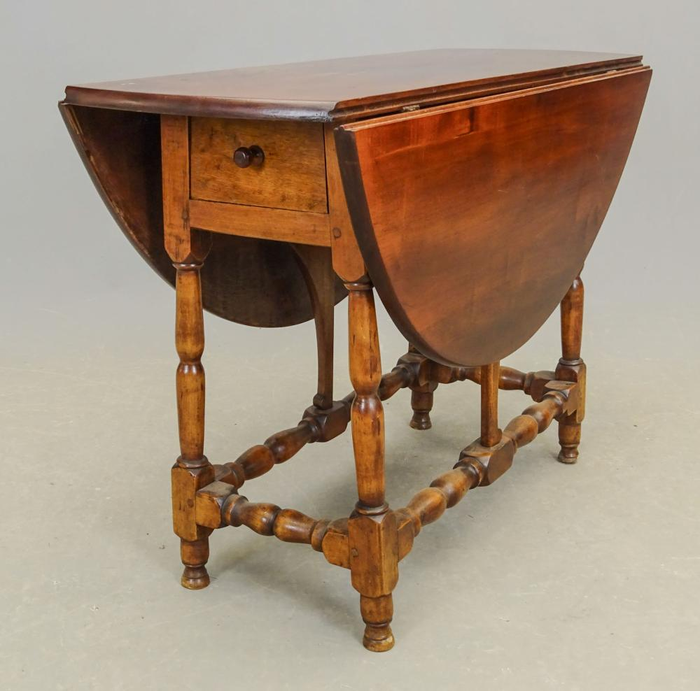 18th c. Maple Butterfly Table