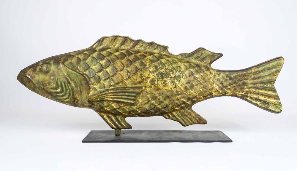 Cod Fish Weathervane