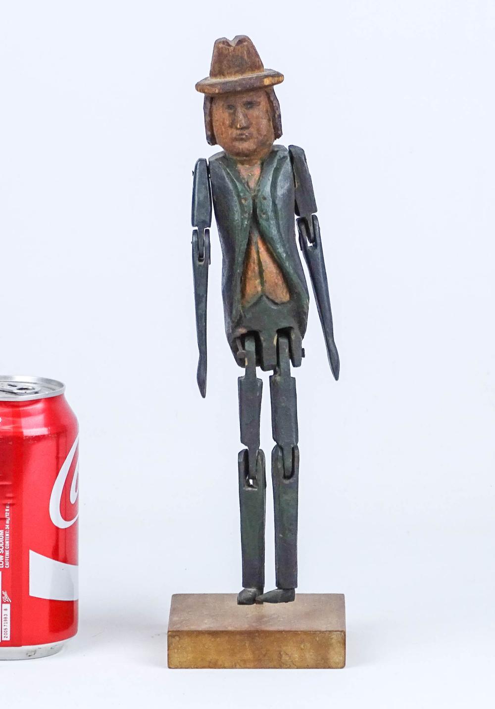 Folk Art Jig Toy