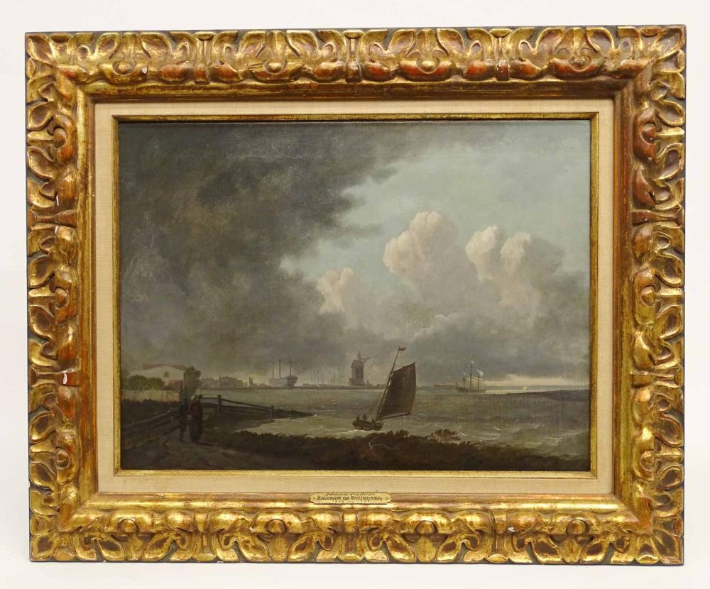 School Of Salomon Van Ruysdael