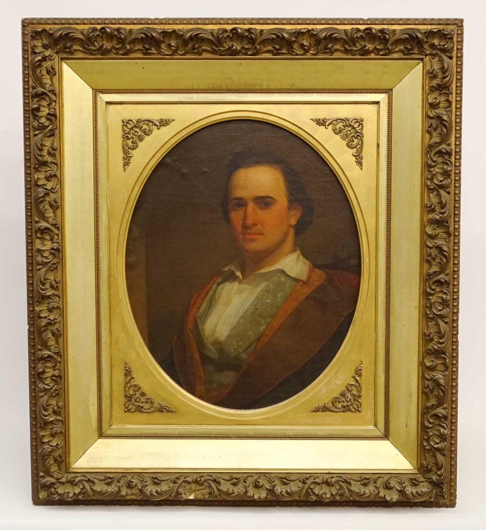 Style Of George Caleb Bingham (1811-1879)