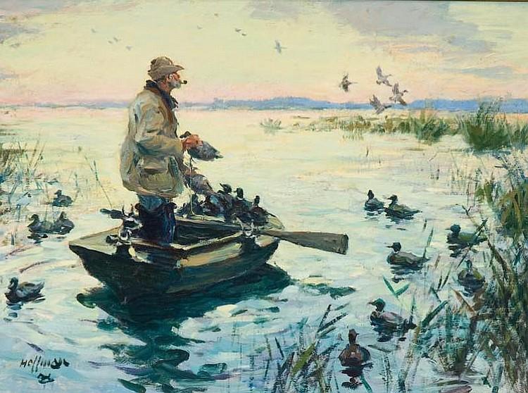 Frank B. Hoffman (1888-1958)